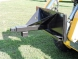 trailer mover - low ground clearance   berlon