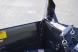 mini skid steer v-blade | blue diamond