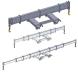 adjustable fork mounted spreader bars   haugen