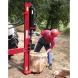 tractor 3pt horizontal vertical log splitter