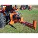 tractor 3pt horizontal log splitter